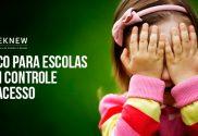 Risco para Escolas sem Controle de Acesso em São Luis - MA