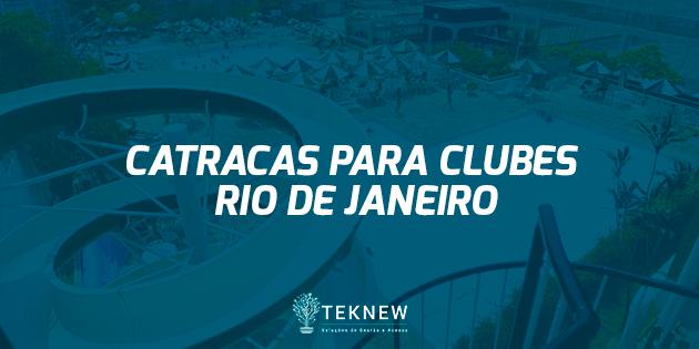 Catracas para Clubes - Rio de Janeiro