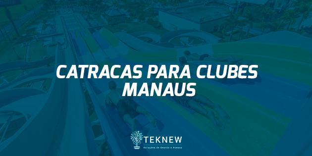 Catracas para Clubes - Manaus
